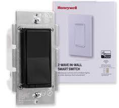 Simply Smart Light Switch Honeywell Z Wave Plus On Off Smart Light Switch