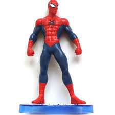 Spiderman Dc Comics Stand 7 Cake Topper Figurine Large
