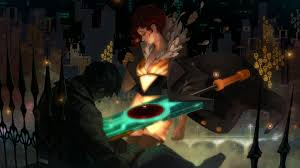video games red transistor transistor darkness screenshot 1920x1080 px pc game