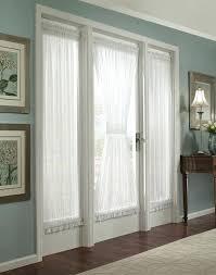 front door side window curtainsFront Doors  Front Door Ideas Front Door Window Curtain Rods