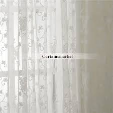 artistic interesting sheer patterned curtains and fl pattern embroidered curtain sheers
