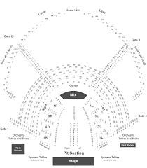 12 Unexpected Chastain Park Seating Chart Orchestra
