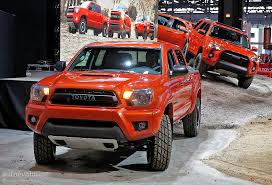 Toyota Releases Pricing For All-New TRD Pro Series Tacoma And ...