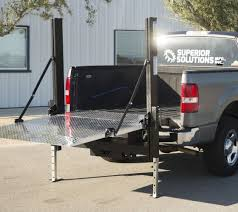 LiftGator XTR | Removable Liftgate, 1200lbs Capacity, P/n: LiftGator XTR