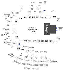 Folsom Field Seating Chart With Row And Seat Numbers Dead Company At Folsom Field Boulder Colorado 07 05 19