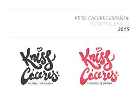 resume designs slick personal branding how design krisscaceres1 krisscaceres2