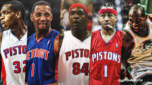 best players who played for the Pistons ...