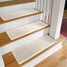 steps to put carpet tiles on stairs
