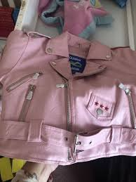 outdoor habitat s pink leather jacket for in chelmsford ma offerup