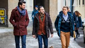 hottest 4 coat styles for men in 2016 winter