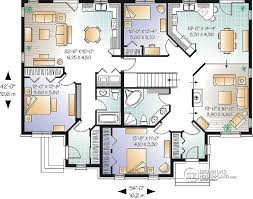 single story multi family house plans awesome to do 8 1000 ideas about homes on