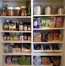 Kitchen Food Pantry Cabinet Healthy Low Calorie Low Fat Foods To Keep In The Kitchen Glamour