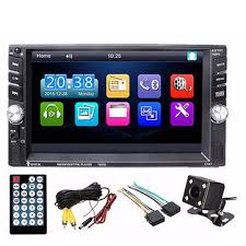 6 6 inch tft touch screen 2 din car mp5 player stereo radio with car stereo radio at Car Stereo Radio