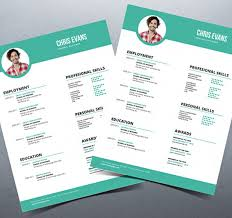 Modern Resume Design Impressive 28 Best 28's Creative ResumeCV Templates Printable DOC