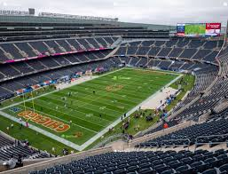 Soldier Field Section 445 Seat Views Seatgeek