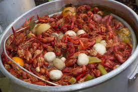 louisiana boiled crawfish beardtastic