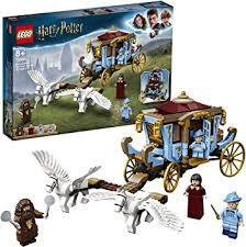 <b>LEGO</b> 75958 <b>Harry Potter</b> Beauxbatons' Carriage: Arrival at ...