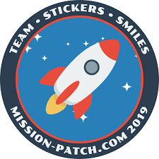 Nasa Mission Patch Design Custom Mission Patches Design And Print Nasa Style Mission
