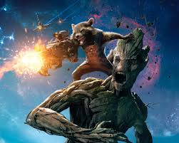 стражи галактики кино фильм гроот ракета енот Marvel герои герой