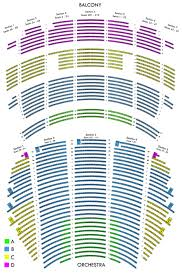 Unique Sheas Seating Map Sheas Performing Arts Center