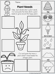 Plant Worksheets for Kindergarten – careless.me