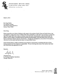 Letter Of Recommendation For Doctors Free Cover Letter