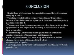 Life insurance (or life assurance, especially in the commonwealth of nations) is a contract between an insurance policy holder and an insurer or assurer. Bajaj Allianz Survey