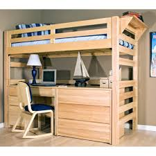 loft bed with desk under wood bunk beds ikea assembly instructions