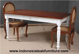 white painted furniturePainted Fench Furniture Indonesia Java