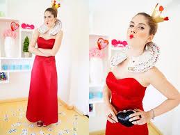 queen of hearts diy costume