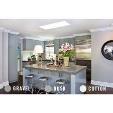 Jeff Lewis Kitchen Designs Jeff Lewis Color 1 Gal Jlc414 Gravel No Gloss Ultra Low Voc