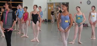 summer at miami city ballet