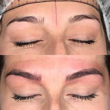 photo of man fenrich permanent makeup sacramento ca united states before and