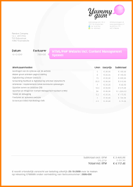 Designing An Invoice Invoice Gcsemaths Revision 23