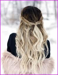 Coiffure Mariage Cheveux Mi Long Lachés Bouclés 380925