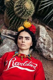 frida a story based on the art of frida kahlo