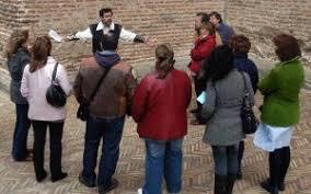 Resultado de imagen de visita teatralizada castillo de la mota