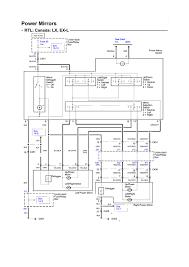 2006 honda ridgeline trailer wiring diagram gallery wiring diagram 2006 honda ridgeline trailer wiring diagram power mirrors electrical schematic rtl lx ex