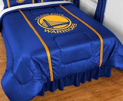 golden state warriors queen comforter sideline series