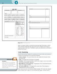 Workshop Job Card Template Barca Fontanacountryinn Com