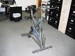 star trac v bike spin bike exercise