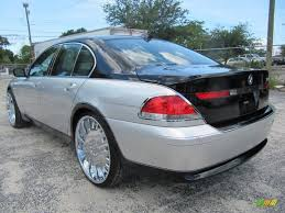 BMW Convertible 745i bmw 2003 : 2003 BMW 7 Series 745i Sedan Custom Wheels Photo #51964091 ...