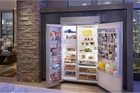 kitchenaid kssc42fts 42 built in side by refrigerator with kitchenaid superba refrigerator build in best ice maker
