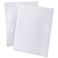 Nyc Grocery Delivery Notebooks Pads Ampad Quadrille Pads