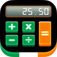 Irish Salary Calculator Calculate Net Pay Minus Tax