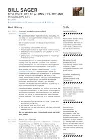 Resume Sample: Best Management Consultant Resume Sample Resume ...