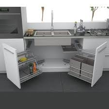 kitchen sink cabinet. Keeping The Under Sink Cabinet Hygienic And Clean From Kitchen With