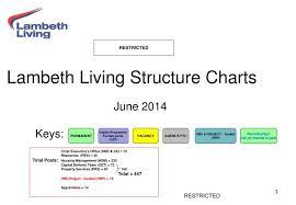 Ppt Lambeth Living Structure Charts June 2014 Keys