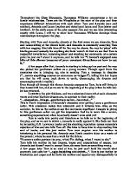 relationships in the glass menagerie by tennessee williams tennessee williams acircmiddot the glass menagerie page 1 zoom in