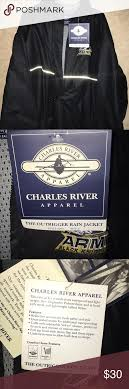 Charles River Apparel Mens Jacket Size Small Nwts This Is An